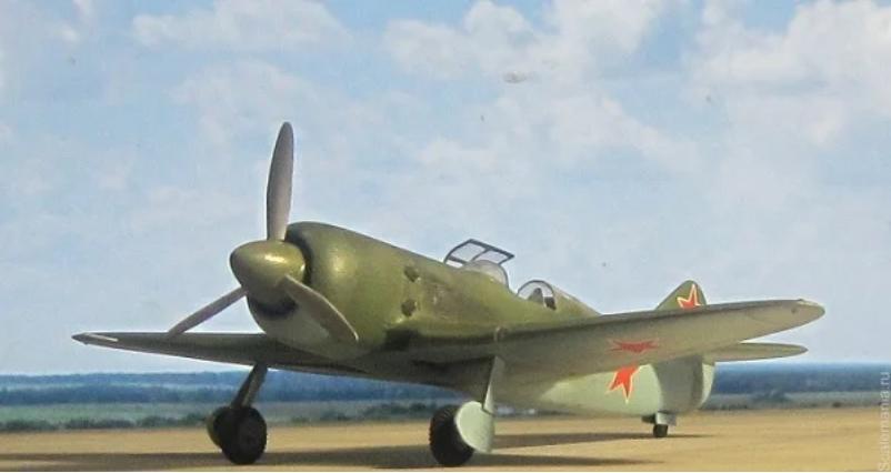И-211 или МиГ-9Е — удачный, но к сожалению опоздавший