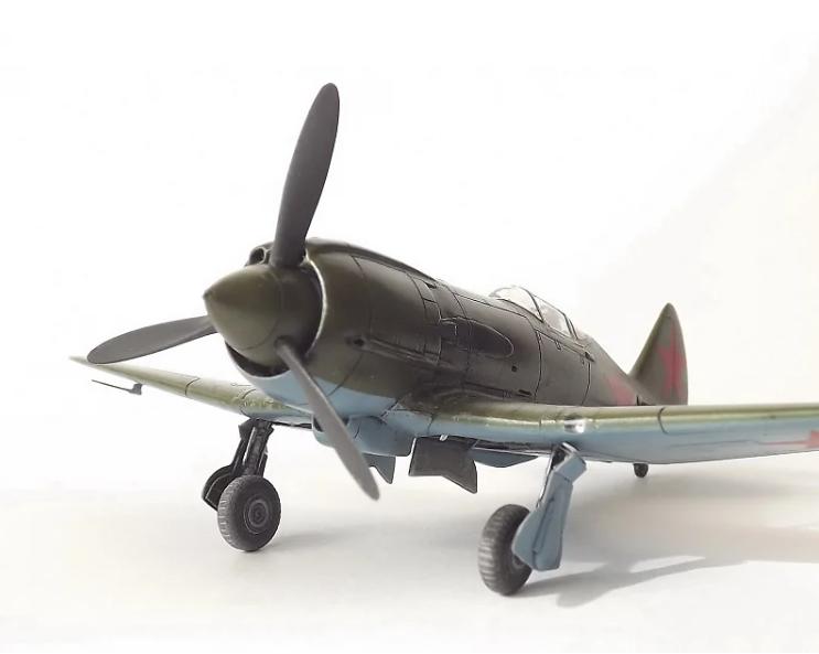 И-210 или МиГ-9 (первый) — провалившаяся попытка