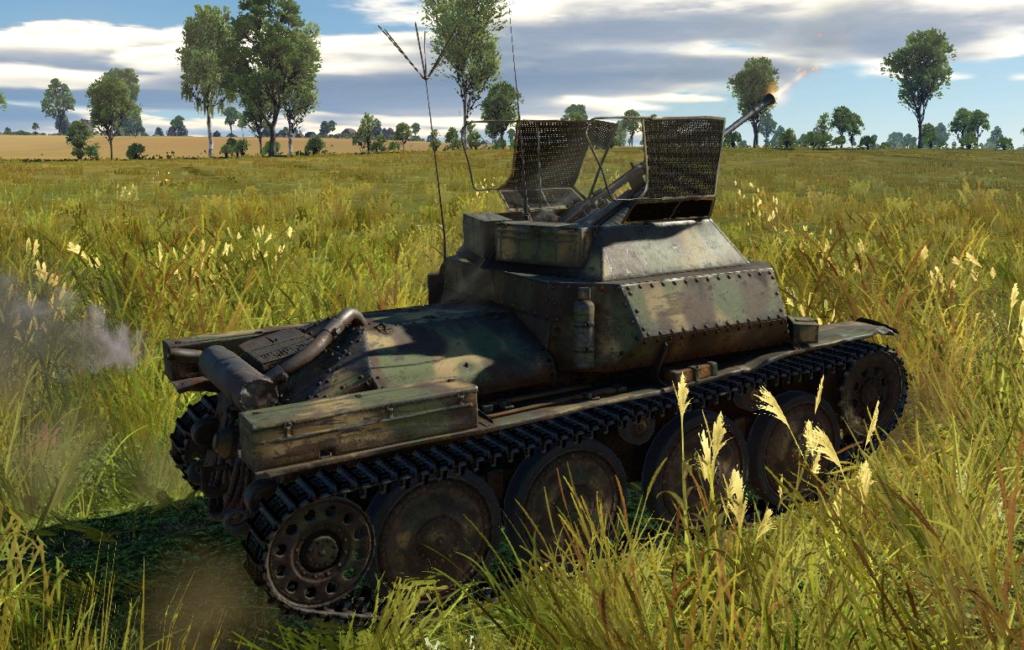 Sd.Kfz.140/1 в War Thunder
