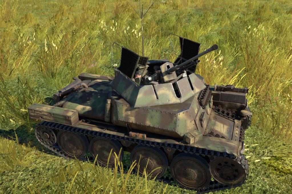 Sd.Kfz.140/1 скриншот