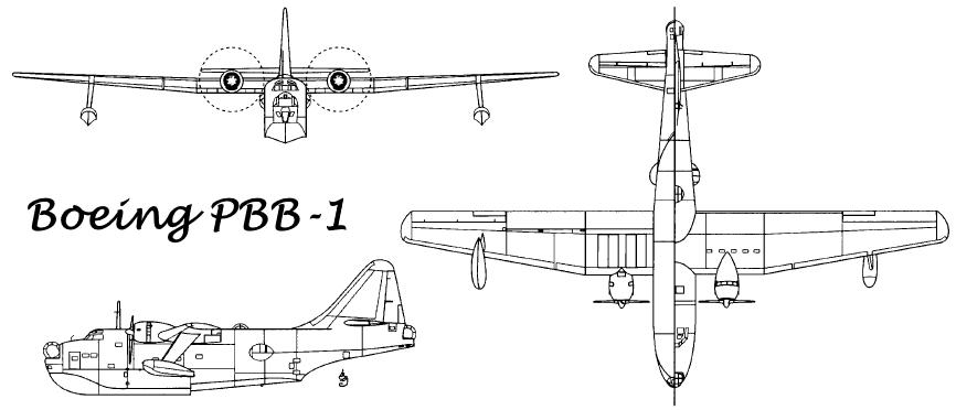 Схема XPBB-1 Sea Ranger