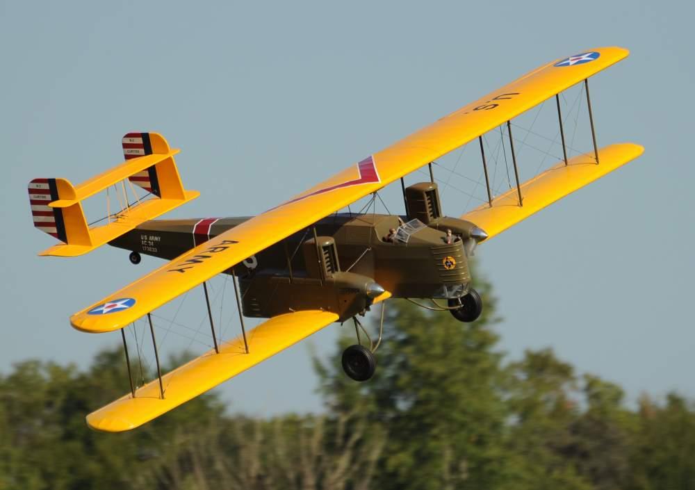"Curtiss B-2 ""Condor"" — хороший, но дорогой"