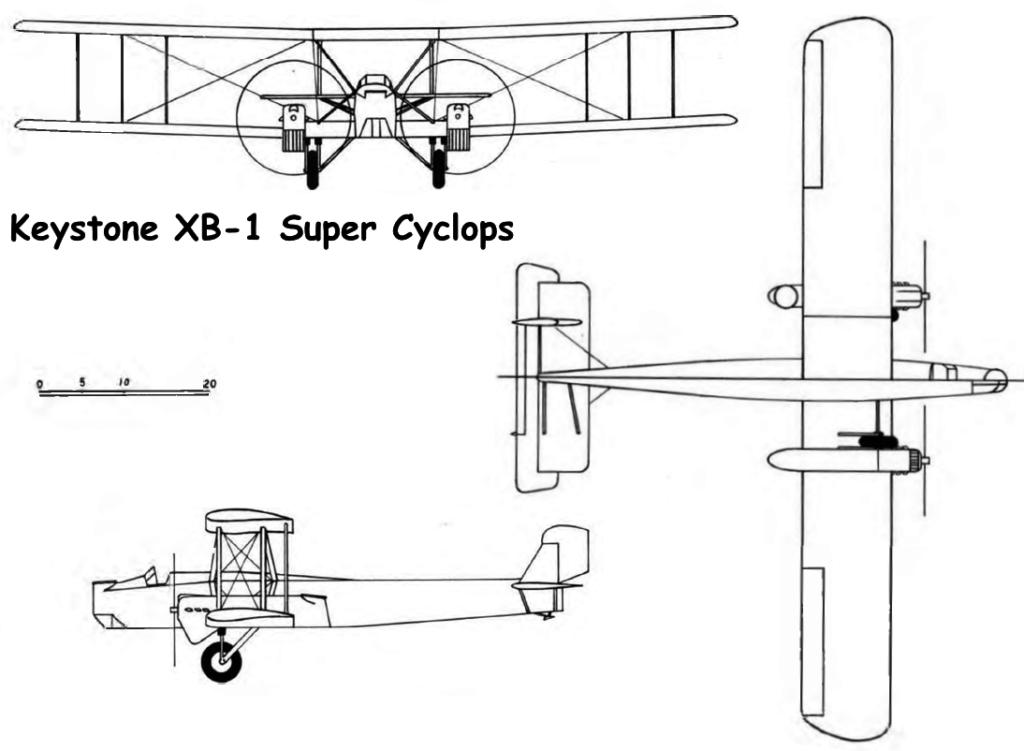 Схема ХВ-1