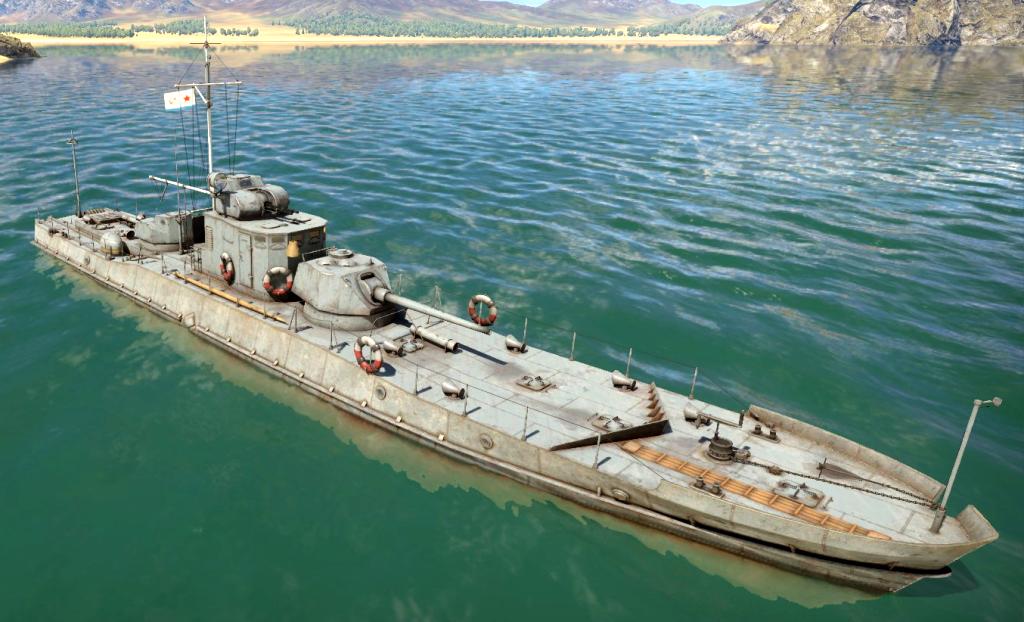 Бронекатер Проекта 191М War Thunder