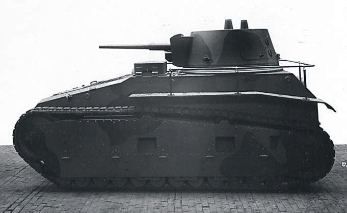 Leichttraktor от Rheinmetall или VK 31
