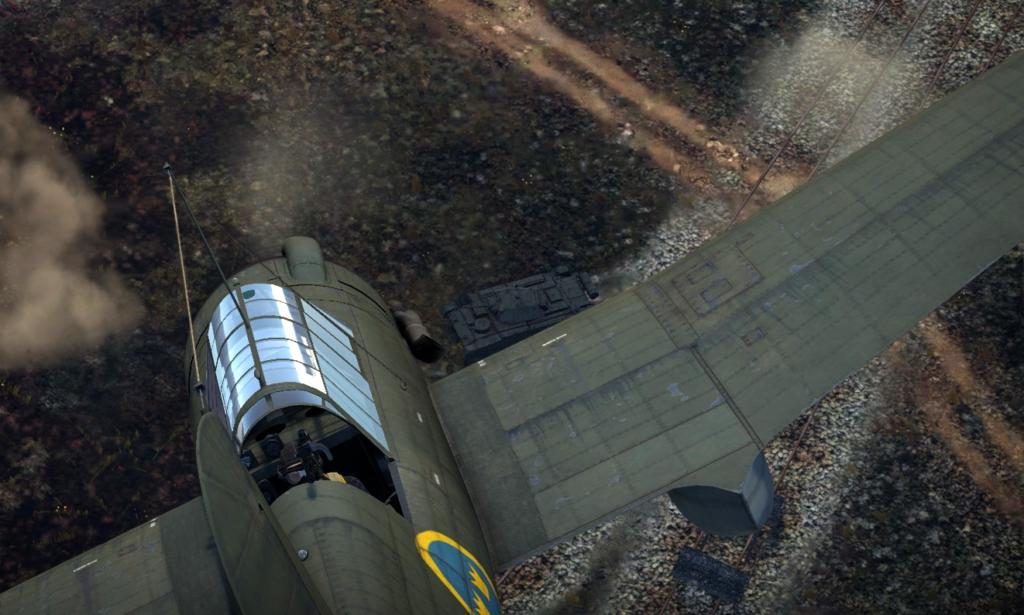 Saab В.17В в War Thunder