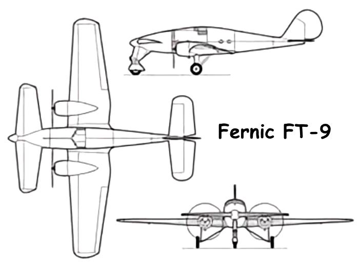 Схема Fernic FT-9