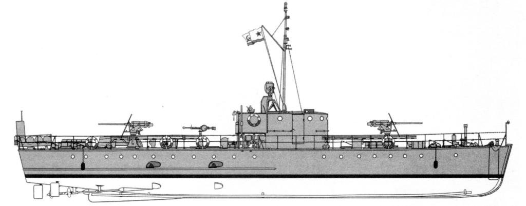 Внешний вид МО-4 в годы ВОВ