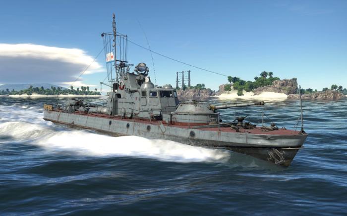 Многоцелевые катера СССР в War Thunder #2