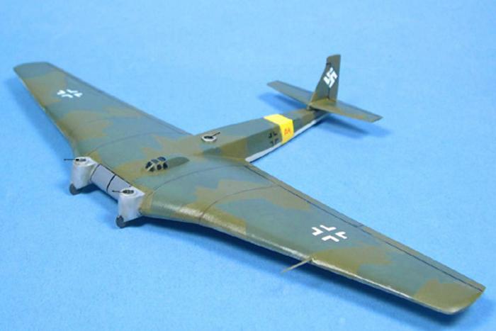 "Модель Ju.322 ""Mammut"""