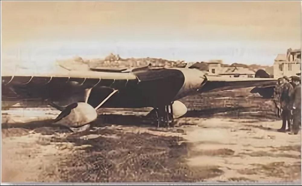 Планер Г-31(Г-63) для ВДВ СССР