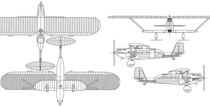 Схема Breguet 27
