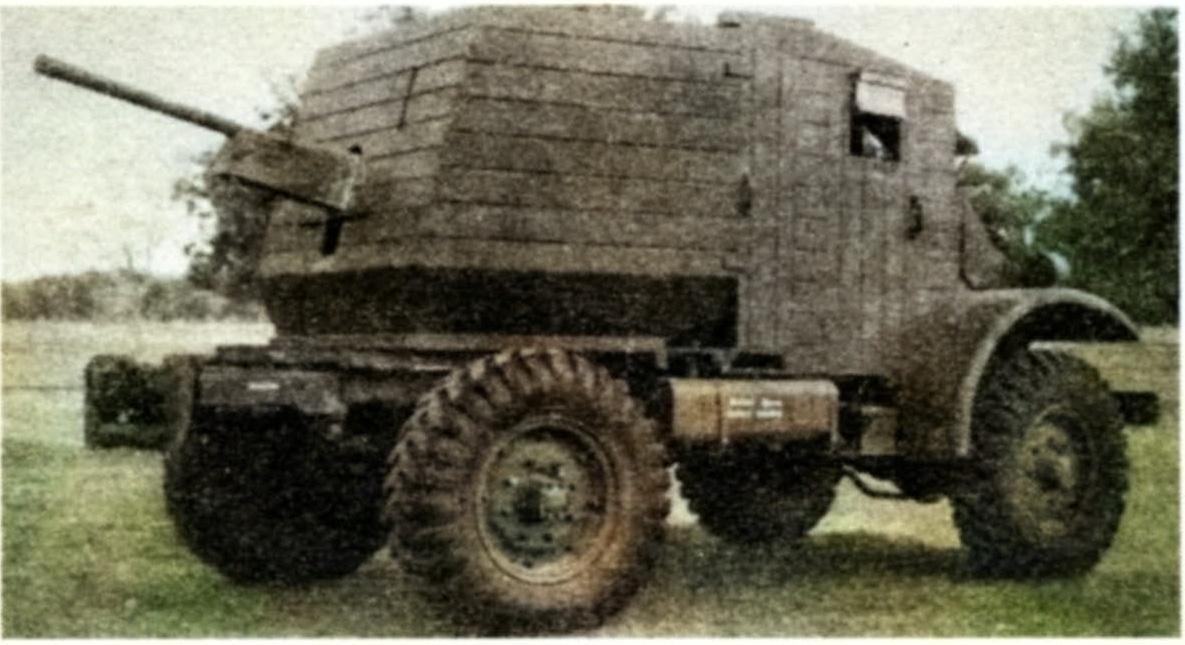 «Borbette Mk-II» — Индийская экзотическая боевая машина