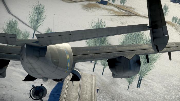 В.18В сброс бомбы 600 кг