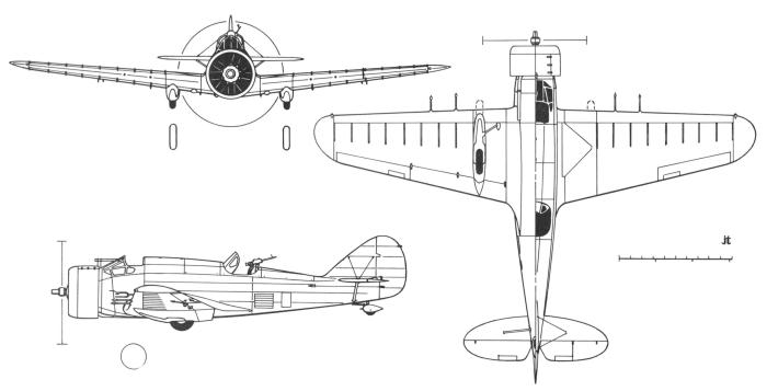 Схема Breda Ва.64