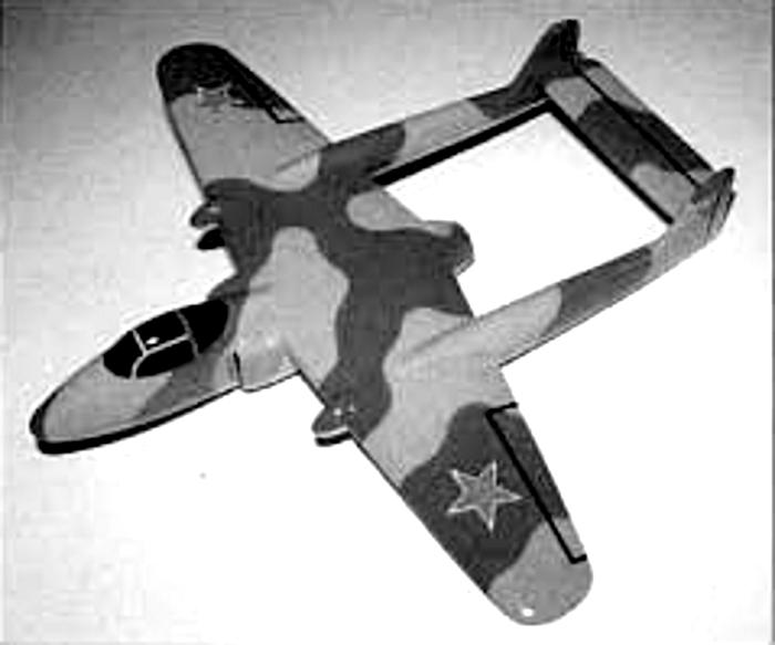 Модель Ла-ВРД