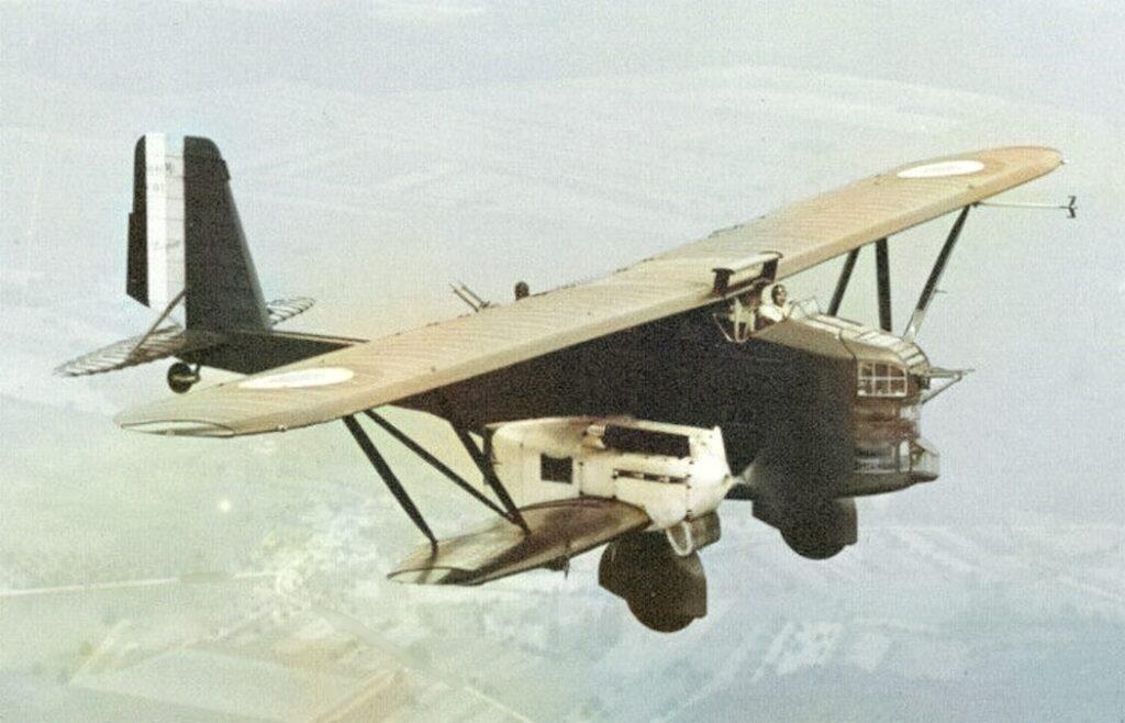 Breguet Br.41 или  многочисленные  попытки получить военный заказ