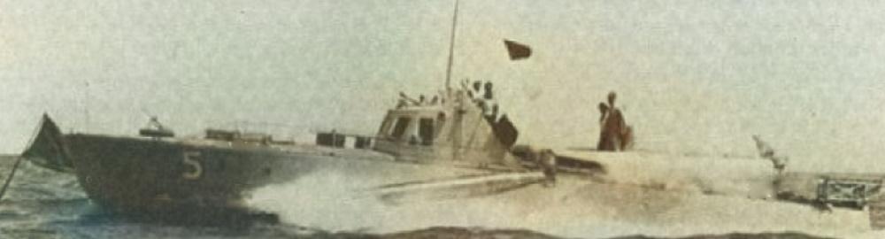 Катера типа ТМ — голландцы на службе императору Японии