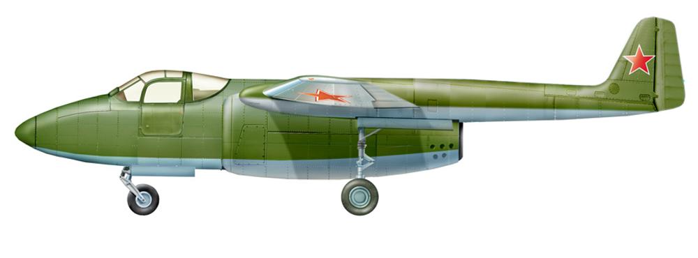 Истребитель Ла-ВРД