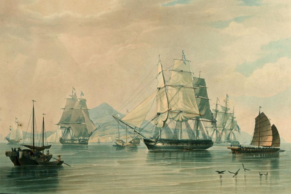 Флот Китай