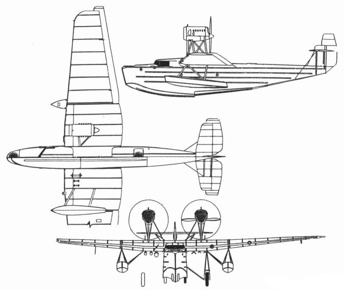 Схема МДР-2(АНТ-8)