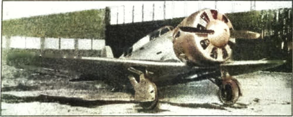 Фоторазведчик ХАИ-6 — деревянный и безоружный