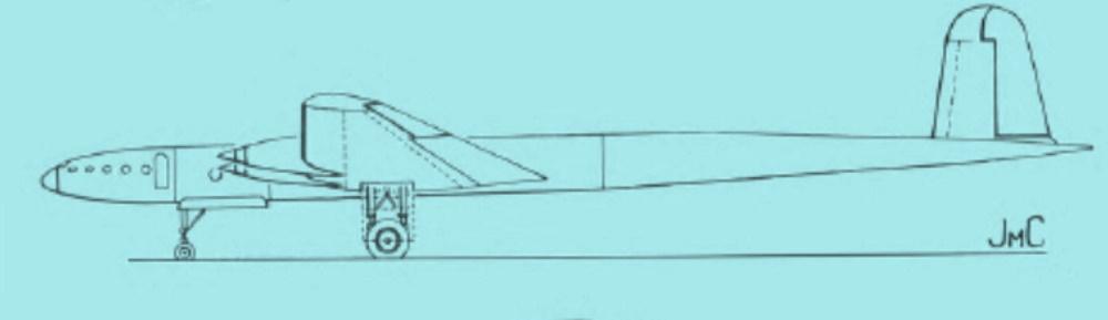 Breguet 850
