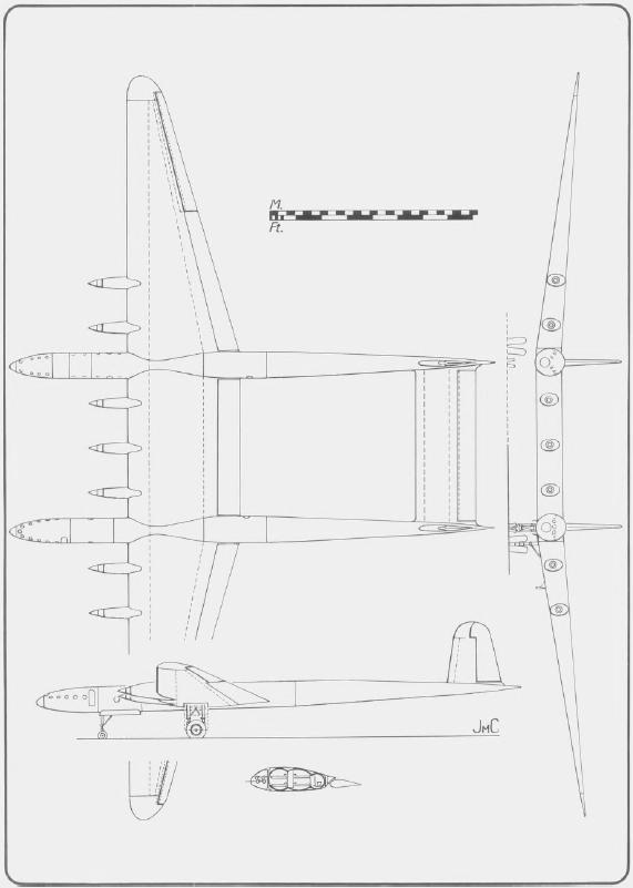 Схема Breguet 850
