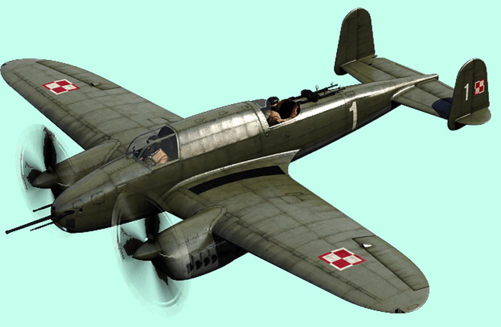 "PZL Р-38 ""Wilk"""