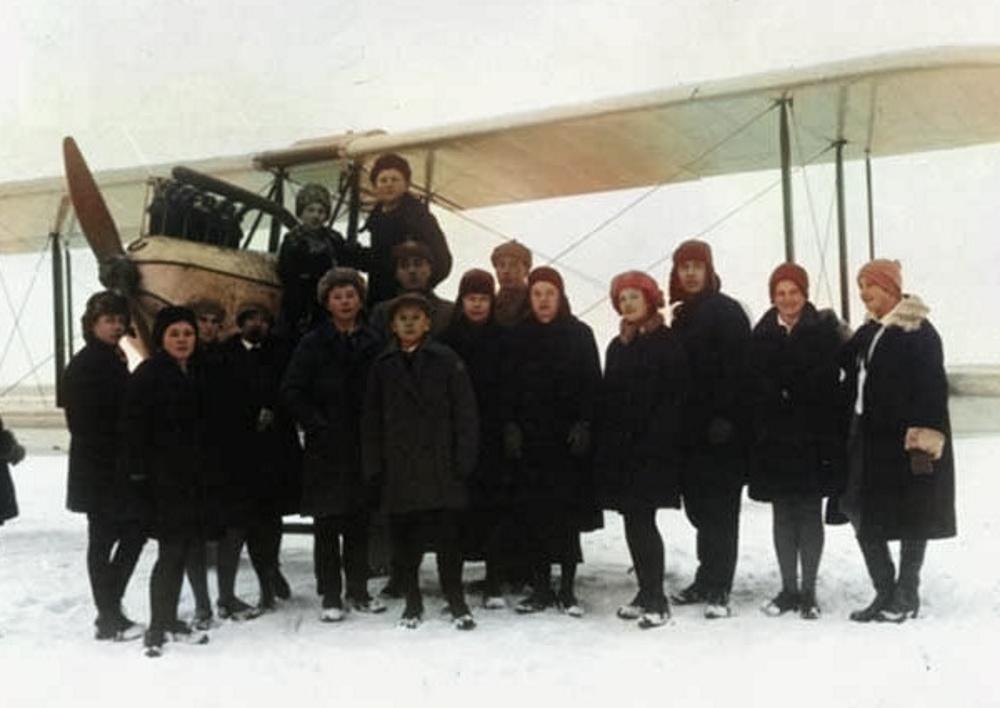 АИР-2 «Пионер» — авиетка, спонсированная пионерами