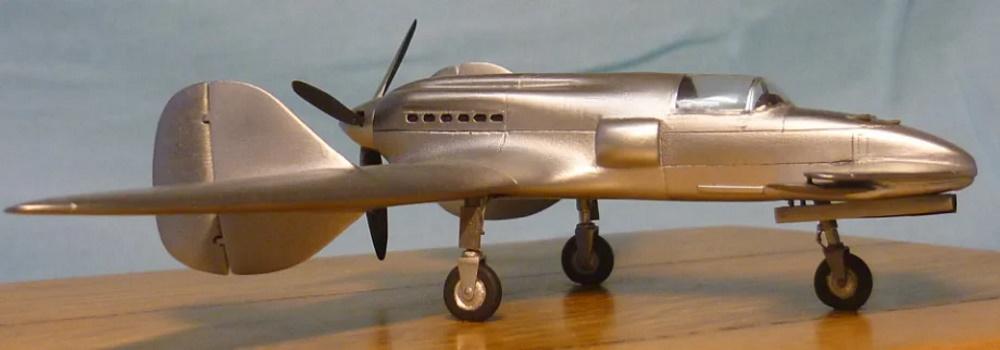 Ambrosini SS.4 — итальянская «Анитра»