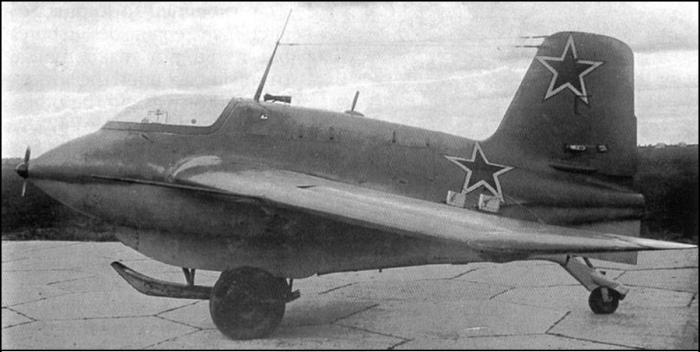 Ме.16З в НИИ СССР
