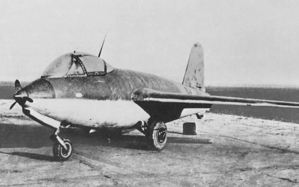 Самолет Ju.248V-1