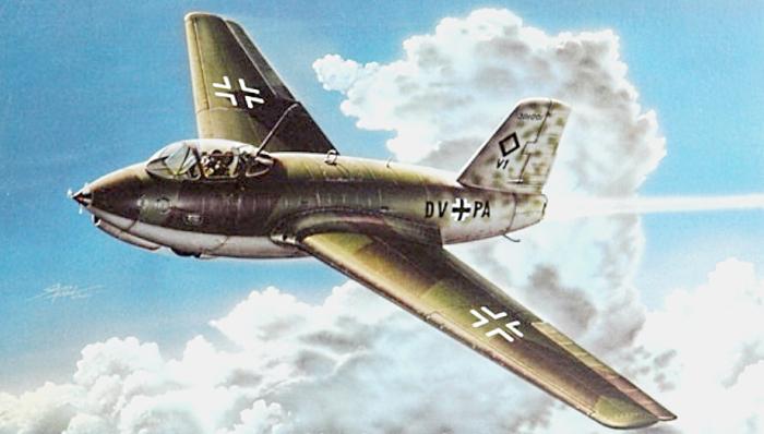 Ju.248V-1 Рисунок-реконструкция