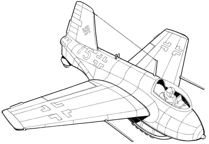Ме.163В Komet