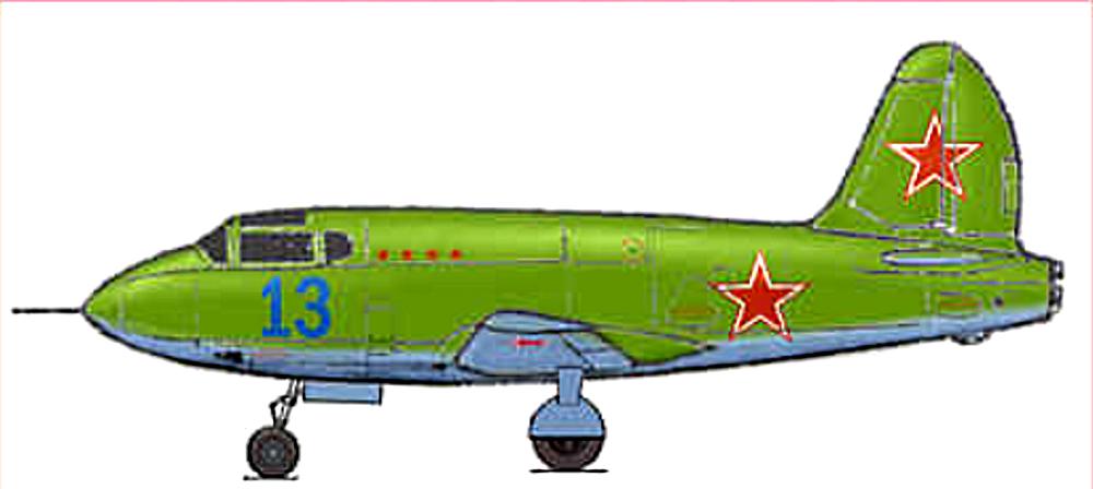 «Малютка» — проект ракетного истребителя Поликарпова