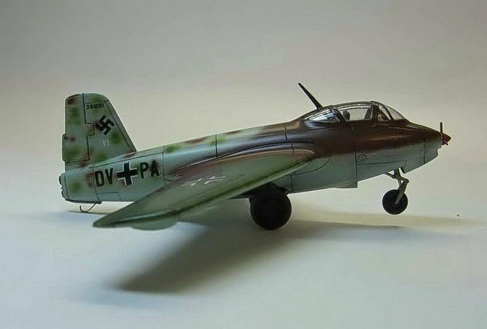 Ju.248 — ещё один прототип на базе Me.163