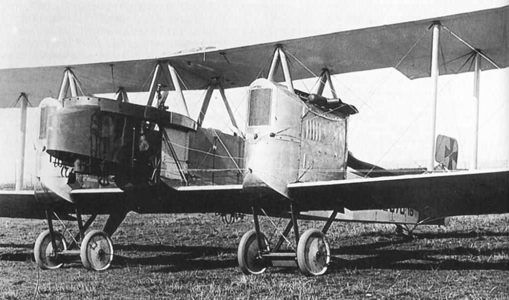 Бомбардировщик Gotha G.III