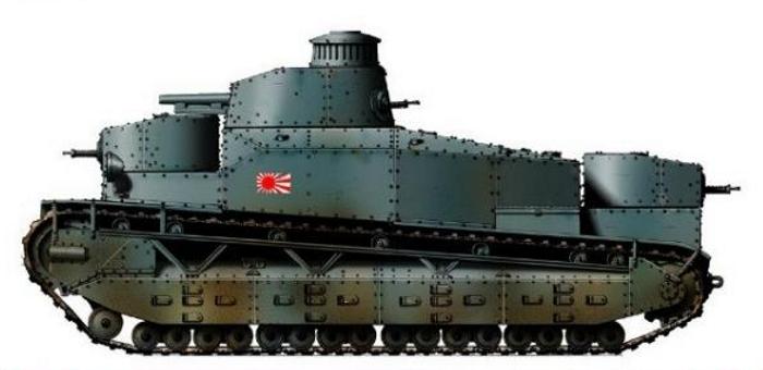Танк 2591 или Тип 91