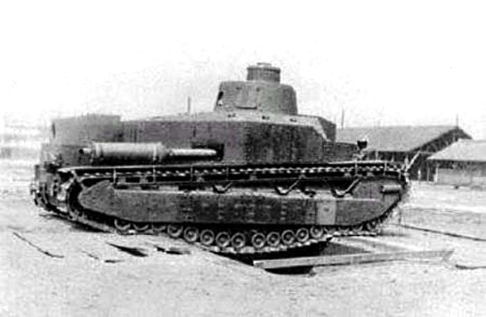 Испытания танка Тип 91