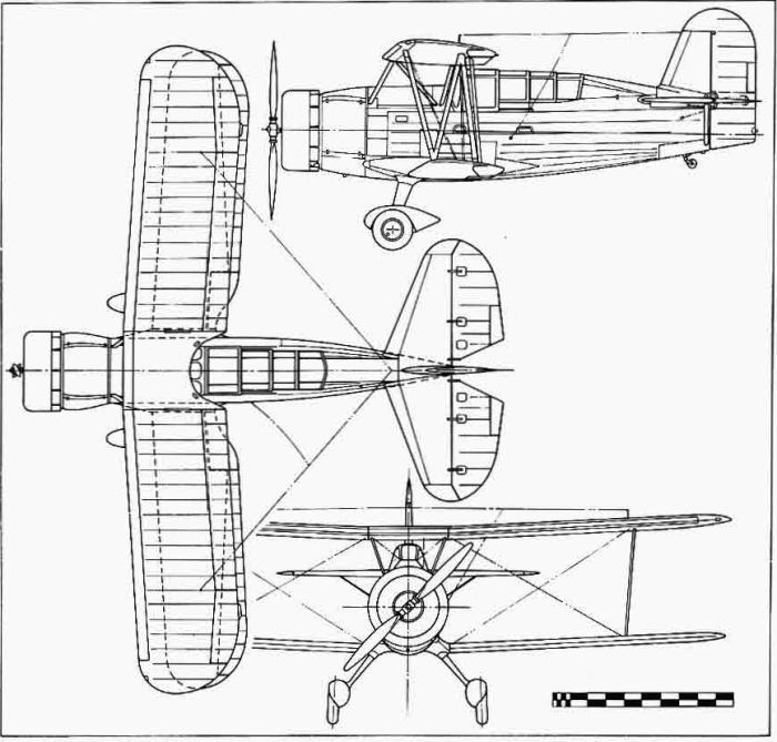 Схема SOC-l Seagull