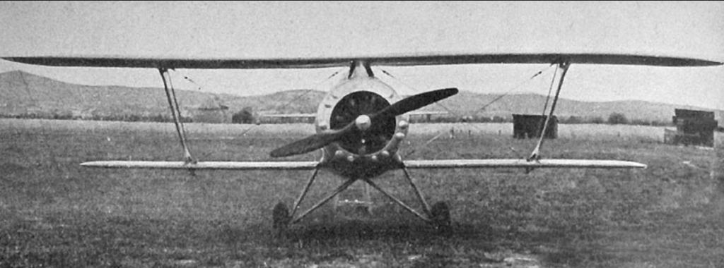S. A. I. 1 — первый биплан фирмы Амброзини