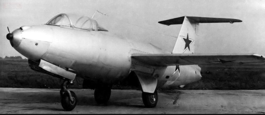Второй экземпляр И-270