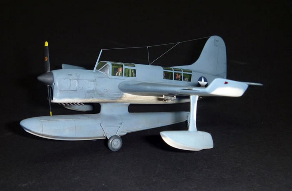 Curtiss SO3C Seamew