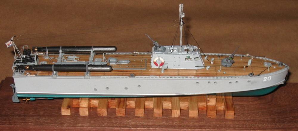 Проект «Д» — деревянные торпедные катера