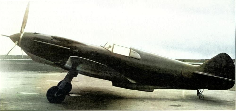 К-37 — первый противотанковый ЛаГГ-3