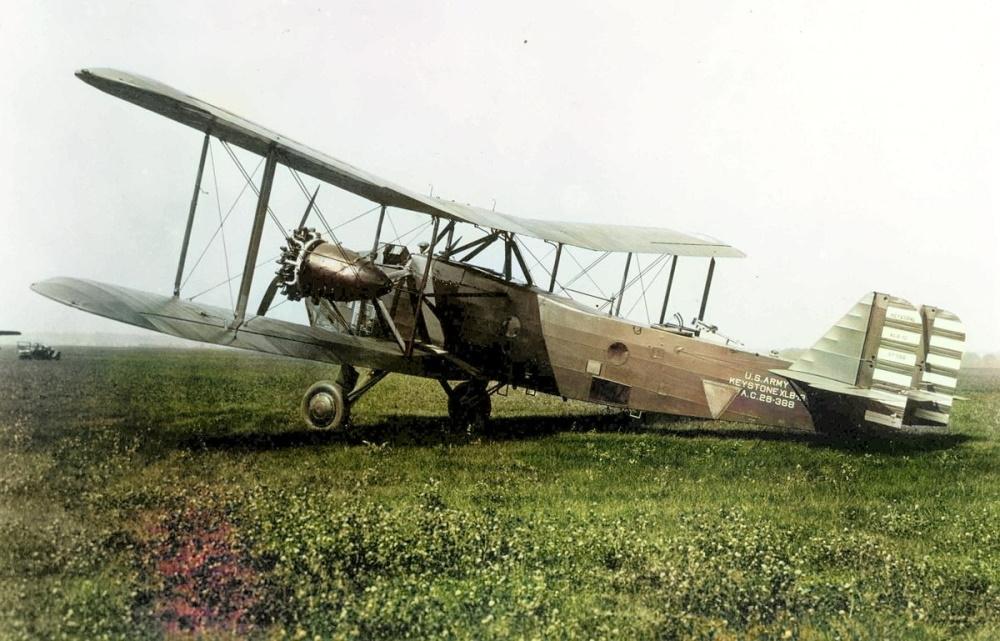 Keystone В-6 Panther — последний бомбардировщик-биплан армии США
