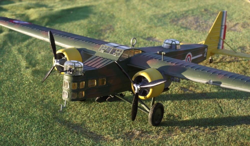 Bloch MB.200 — ранняя «летающая крепость» по французски