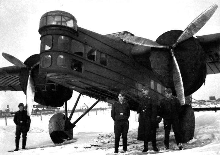 Экипаж у Bloch MB.200