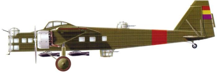 """Bloch MB.200 — ранняя """"летающая крепость"""" по французски"""
